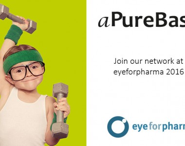 Join us at The Eye for Pharma conference in Barcelona